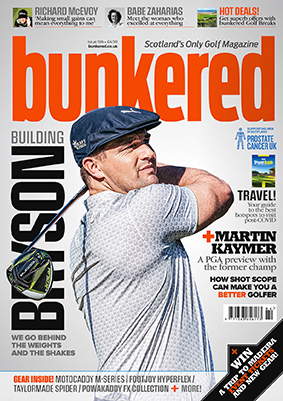 Latest bunkered cover