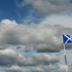 Scottish Golf Flag