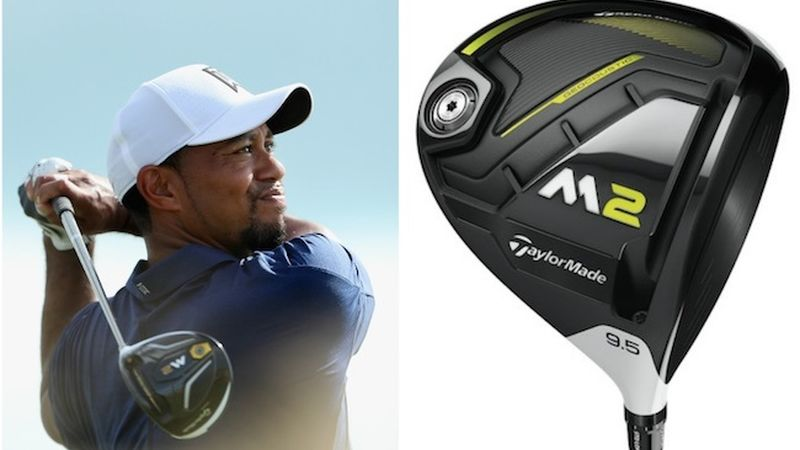 Tiger Woods Taylor Made