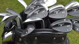Titleist Vokey SM6 wedges: Gleneagles Trial Day