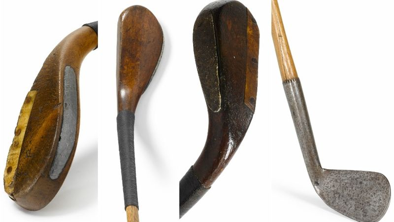 Old Golf Clubs1