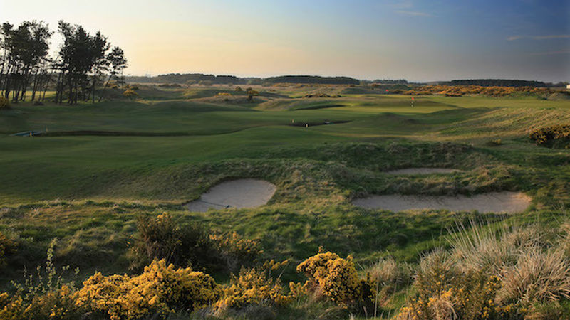 2016 04 Dundonald Links