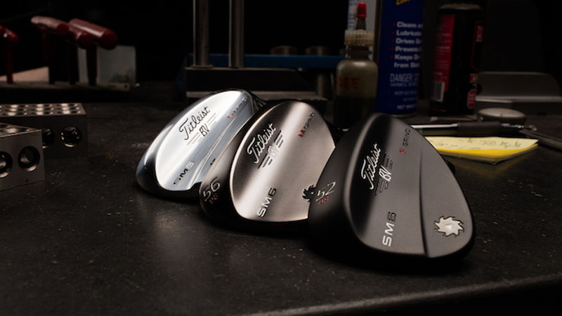 2016 01 New Sm6 Vokey Design Wedges Group Workshop