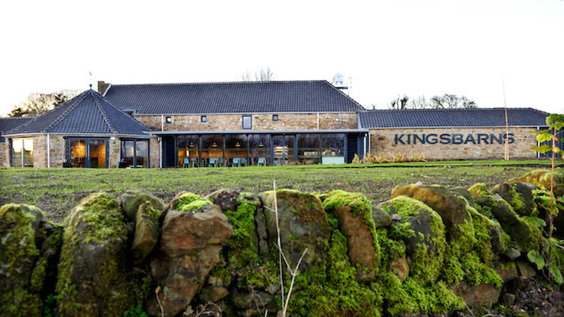 2015 06 Kingsbarns Building
