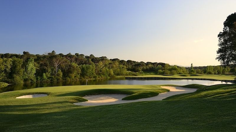 2014 11 Pga Catalunya Resort Stadium Course Hole 11