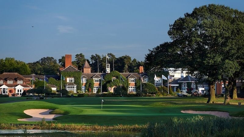 2014 11 The Belfry 18Th Of The Brabazon Hotel