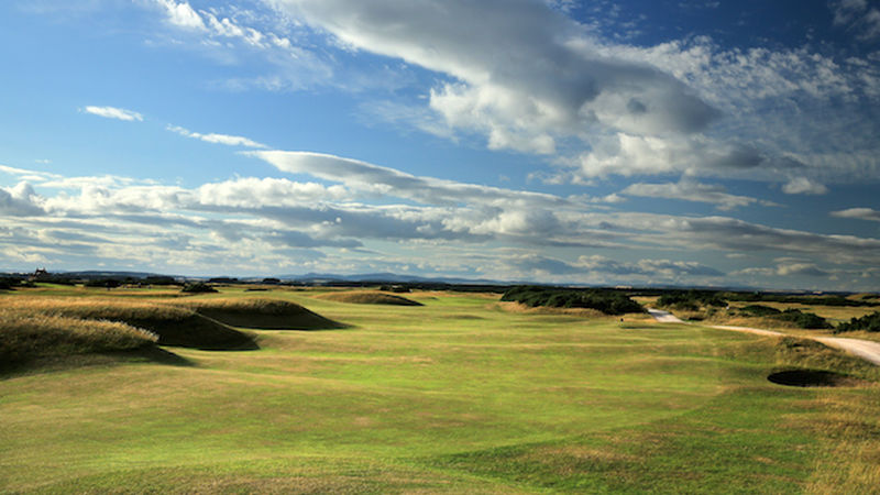 2014 10 St Andrews Old Course