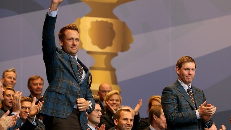 2014 09 Ryder Cup Poulter Gallacher