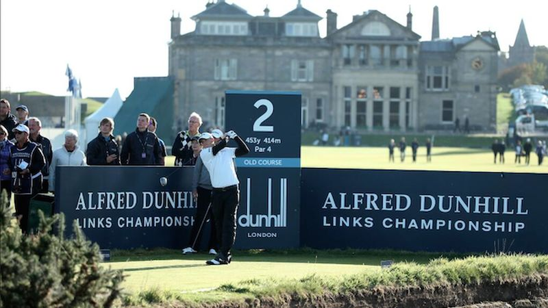 2014 09 Dunhill Links