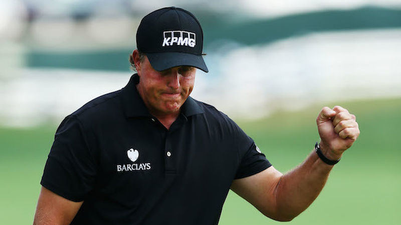 2014 08 Phil Mickelson