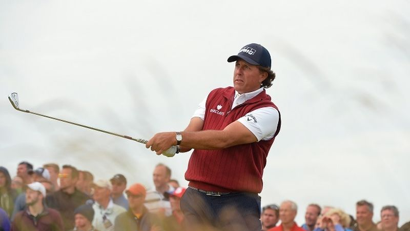 2014 07 Phil Mickelson