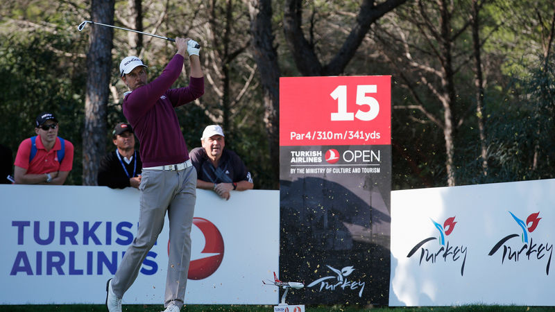 2013 11 Henrik Stenson Turkish Airlines Open