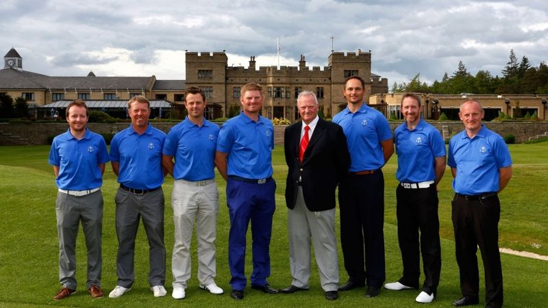 2013 09 2013 Gbi Pga Cup Team At De Vere Slaley Hall 1024X6911
