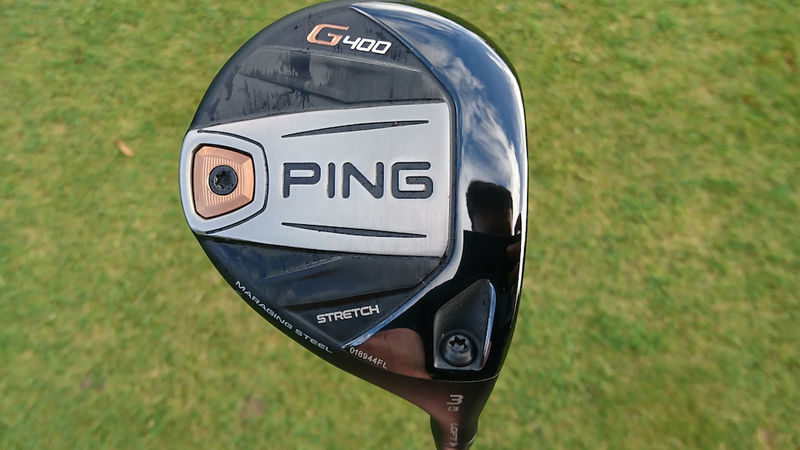 Ping G400 Fairway Wood Review Bunkered Co Uk