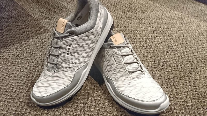 ECCO GOLF BIOM HYBRID 3 review - bunkered co uk