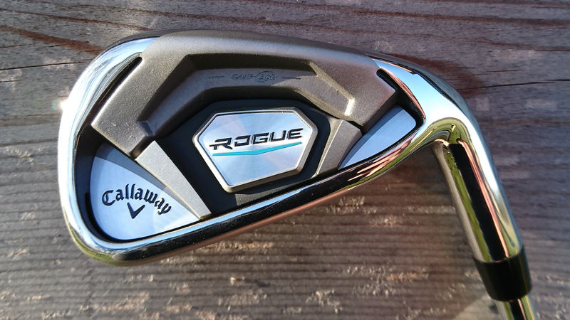 Callaway Rogue irons: First Look - bunkered co uk