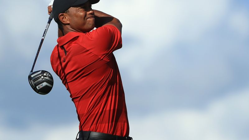 Tiger Woods Wgc Pic