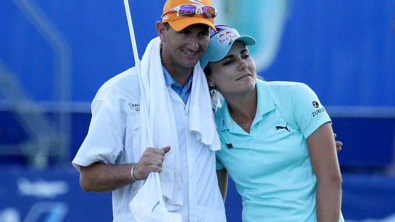 Lexi Thompson Kevin Mc Alpine 1