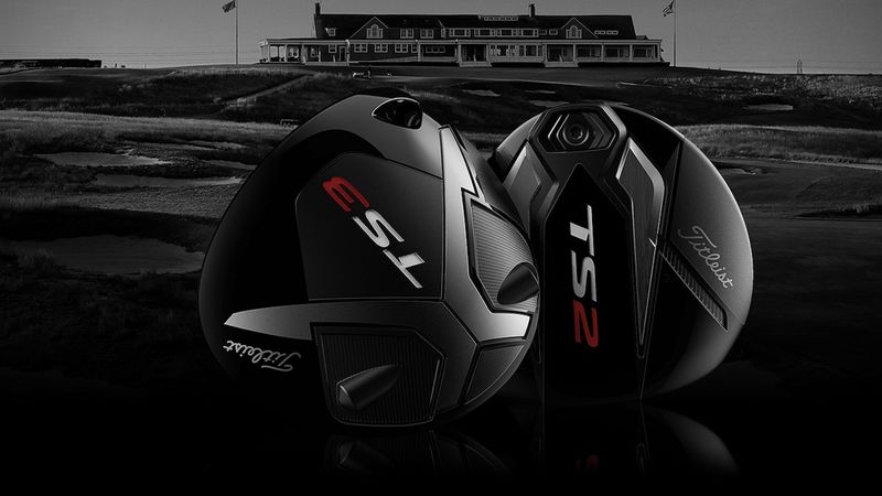FIRST LOOK - Check out the brand new Titleist TS… - bunkered