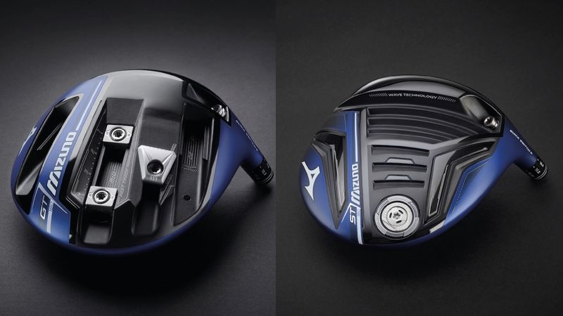 Mizuno Gt180 And St180 Drivers