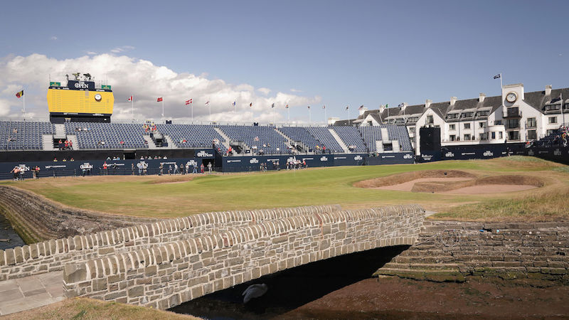 Carnoustie Closing Stretch