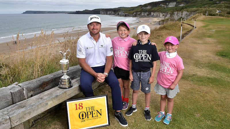 Gmac The Open