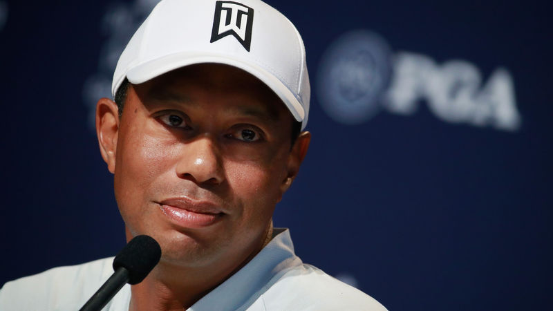 Tiger Woods Main