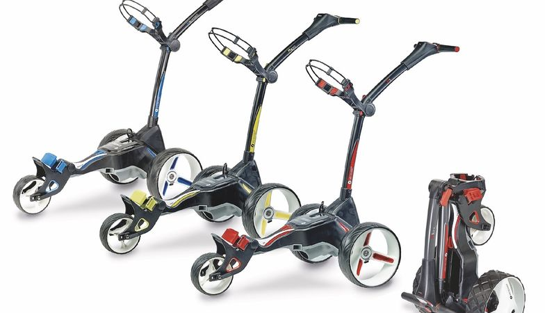 Motocaddy M Series Main