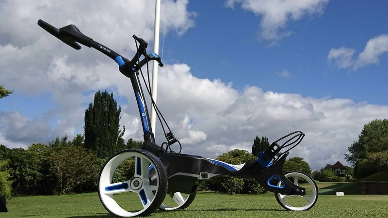 Review: Motocaddy M5 Connect truly is the compact… - bunkered co uk