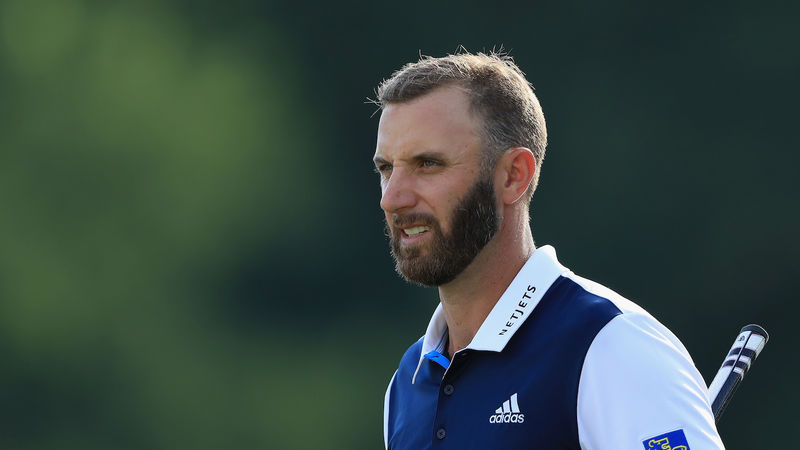Dustin Johnson 130818
