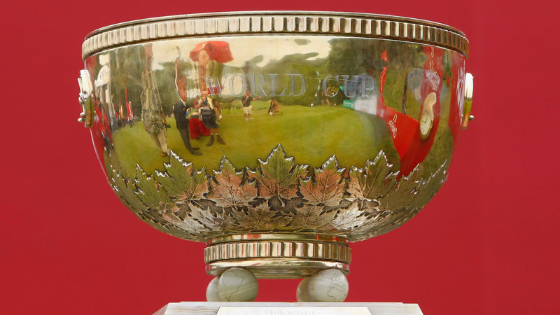 World Cup Of Golf Trophy