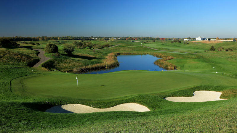 Le Golf National 11Th