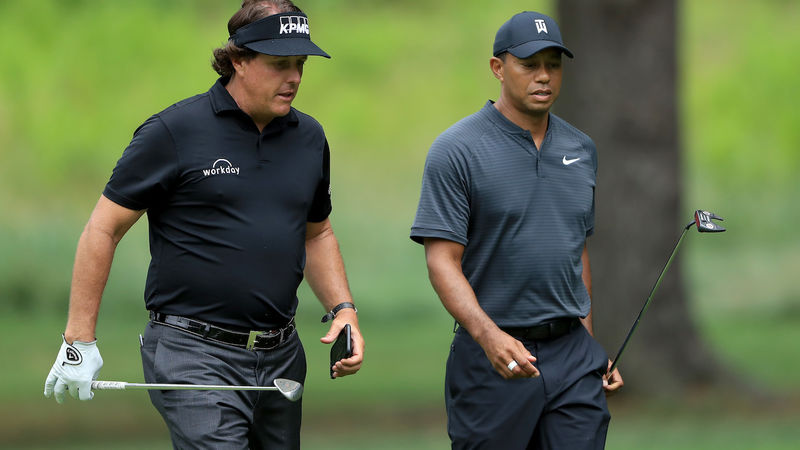 One pro has ZERO intention of watching Tiger vs Phil ...