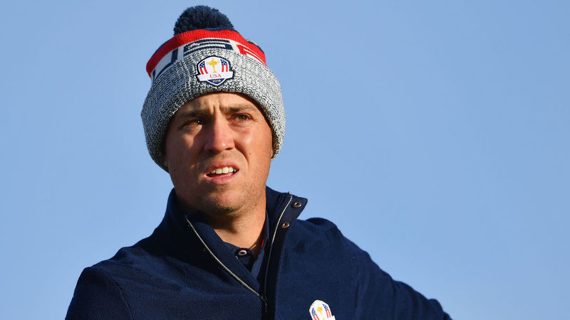 Justin Thomas Ryder Cup 1
