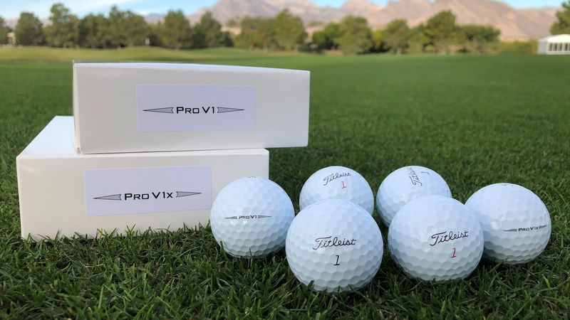 Titleist 2019 Prototype Golf Ball
