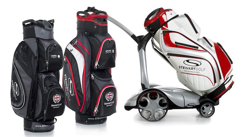 All Golf Bags With X9 Follow 2