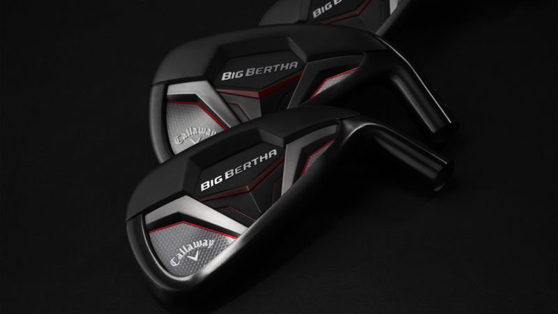 Callaway Big Bertha Irons 1