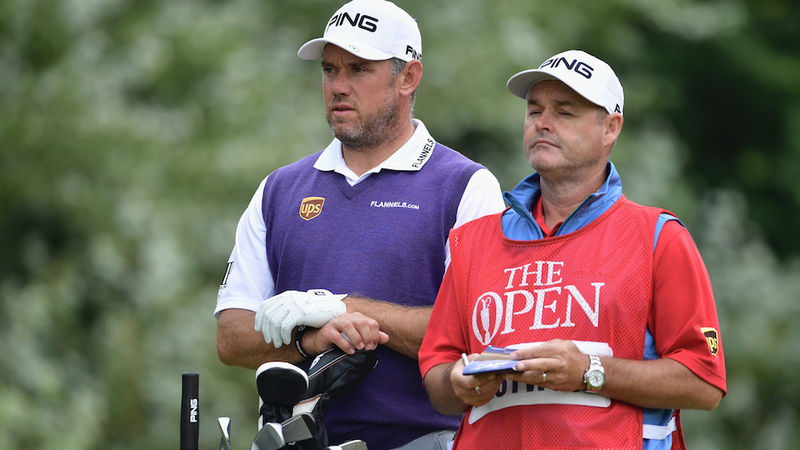 Lee Westwood Billy Foster