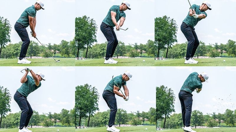 Brooks Koepka What You Can Learn From His Swing Bunkered