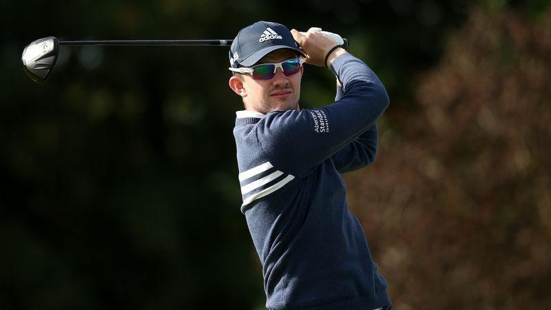 Connor Syme Aussie Pga Story