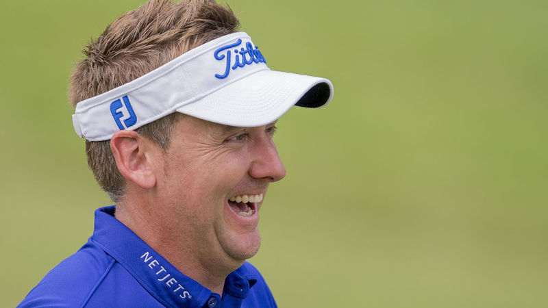 Ian Poulter Ryder Cup Laugh