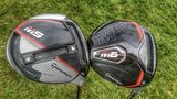 FIRST REVIEW! TaylorMade M5 driver & TaylorMade M6 driver