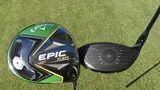 FIRST REVIEW! Callaway Epic Flash drivers