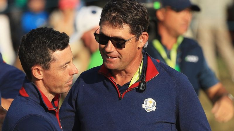 Rory And Harrington