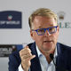Keith Pelley European Tour Chief Executive