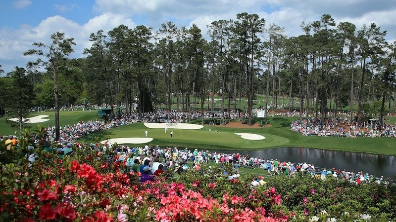 Augusta National 16Th