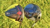 Cobra KING F9 SPEEDBACK vs KING F8+ drivers