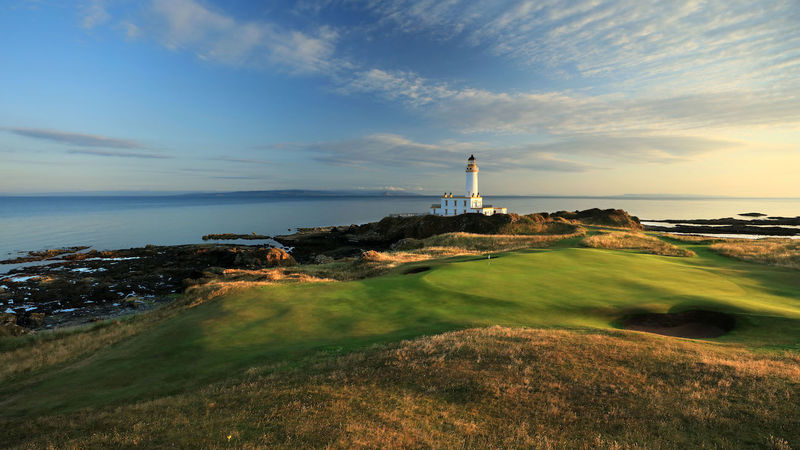Turnberry Ninth Hole