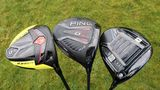 Ping G410 Plus vs Cobra KING F9 SPEEDBACK vs Mizuno ST190G drivers