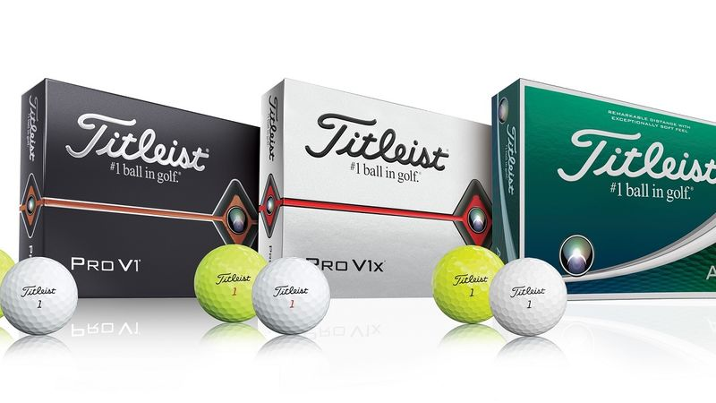 Titleist Loyalty Rewarded Family Dozens 2019